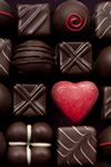 チョコレートで甘~い幸せ…